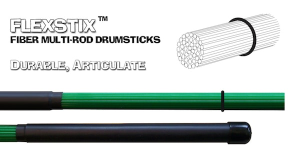 Polyfiber Multi-Rod Drumsticks