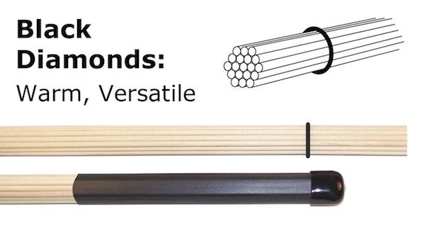 Multi-Rod Drumsticks