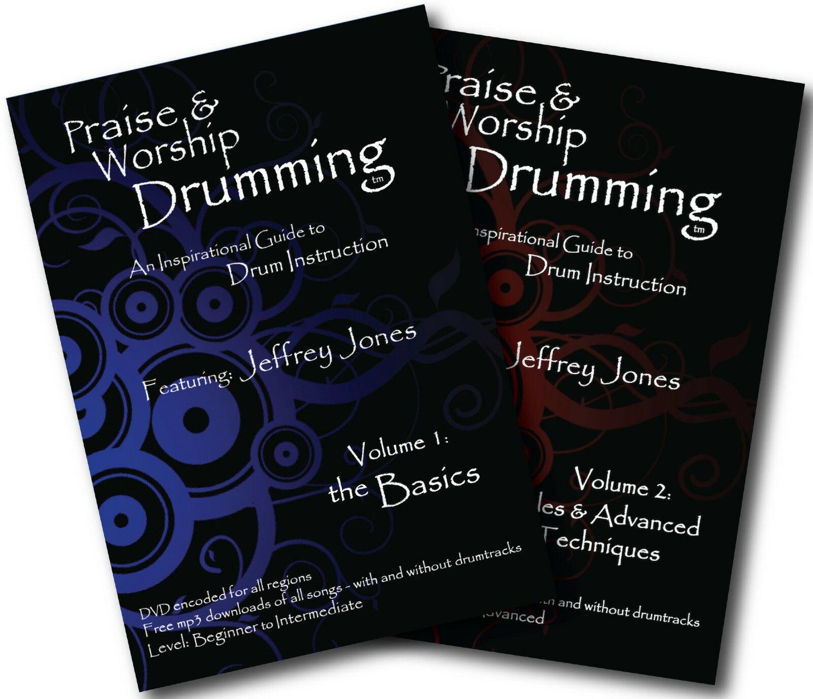 Priase and Worship Drumming DVD